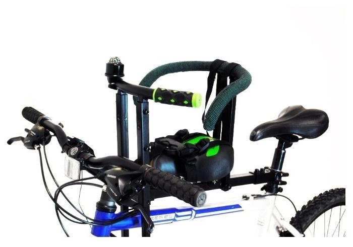 Velogruz велокресло - мягкая накладка на сиденье