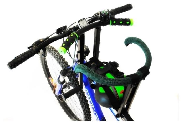 Velogruz велокресло - пятиточечное крепление ремней