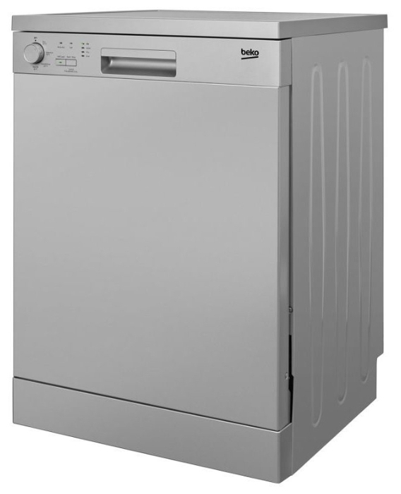 Beko DFN 05W13 S - вместимость: 13комплектов