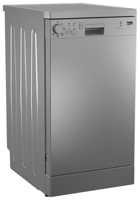 Beko DFS 05W13 S - вместимость: 10комплектов