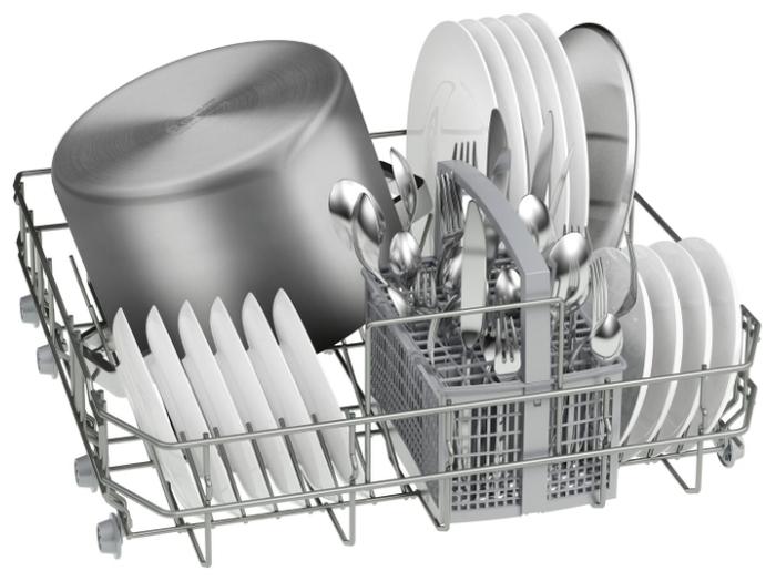 Bosch SMS24AW01R - мойка: 4программы, класс A