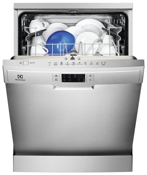 Electrolux ESF 9552 LOX - полноразмерная: 60см