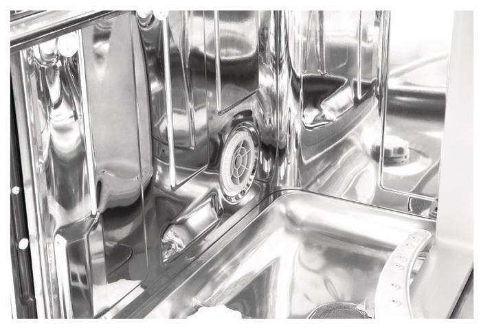 Hotpoint-Ariston HFC 3C26 - расход воды: 9.5л