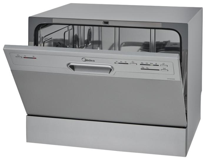 Midea MCFD-55200S - вместимость: 6комплектов