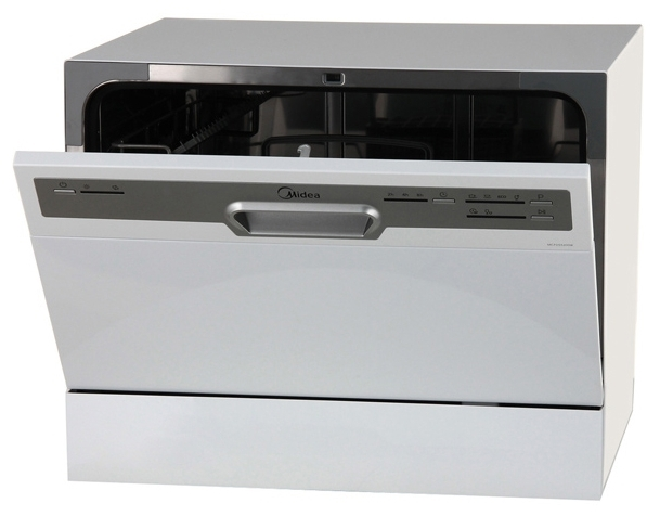 Midea MCFD-55200W - расход воды: 6.5л