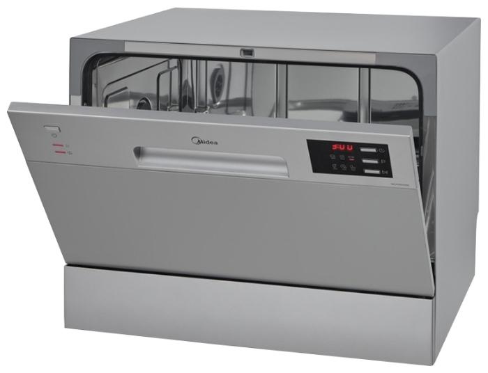Midea MCFD-55320S - вместимость: 6комплектов