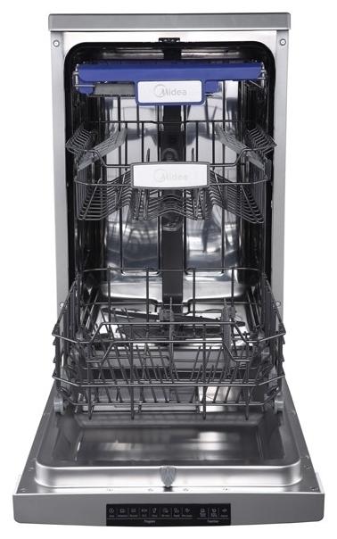 Midea MFD45S500 S - вместимость: 10комплектов