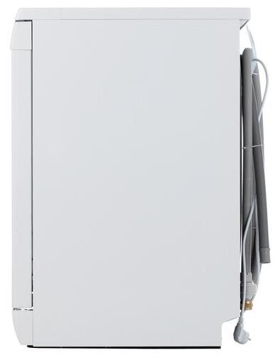 Midea MFD45S500 W - мойка: 8программ, класс A