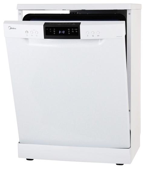 Midea MFD60S320 W - полноразмерная: 60см