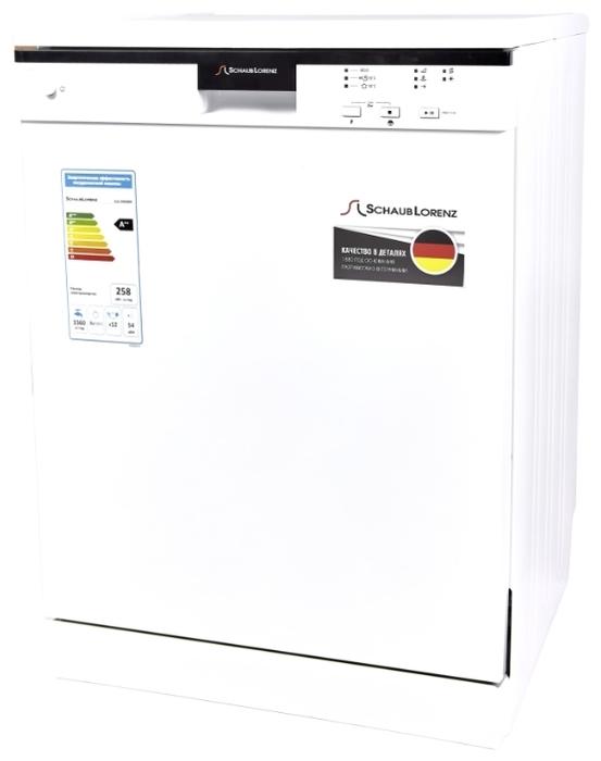 Schaub Lorenz SLG SW6300 - вместимость: 12комплектов