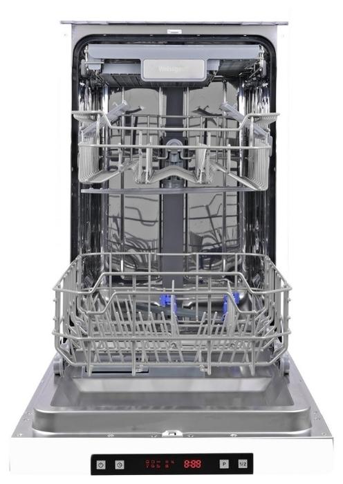 Weissgauff DW 4035 - вместимость: 10комплектов