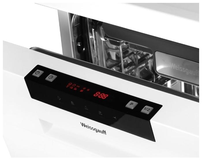 Weissgauff DW 4035 - класс энергопотребления: A++