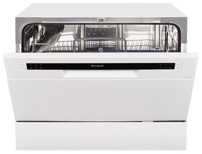 Weissgauff TDW 4006 - вместимость: 6комплектов