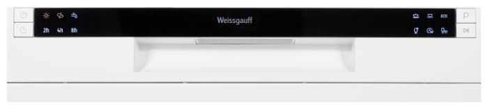 Weissgauff TDW 4006 - установка: отдельно стоящая