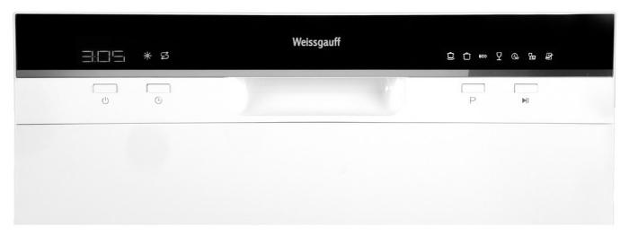 Weissgauff TDW 4006 D - установка: отдельно стоящая