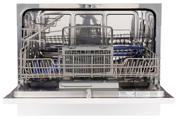 Weissgauff TDW 4017 D - вместимость: 6комплектов