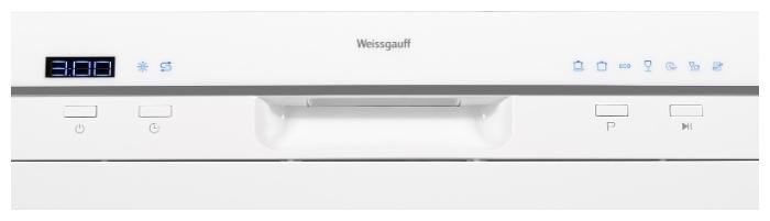 Weissgauff TDW 4017 D - установка: отдельно стоящая