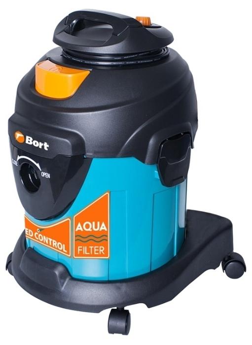 Bort BSS-1415-Aqua, 1400 Вт - пылесборник 15л