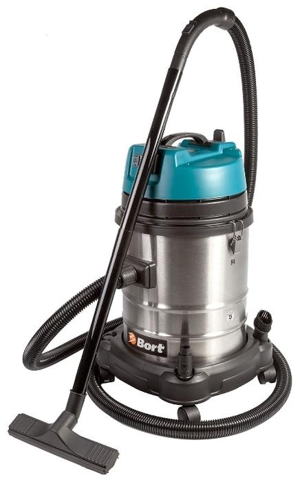 Bort BSS-1440-Pro, 1400 Вт - сухая и влажная уборка