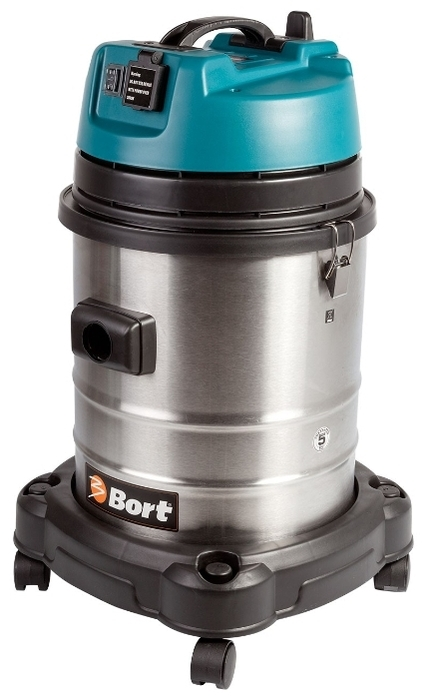 Bort BSS-1440-Pro, 1400 Вт - пылесборник 40л