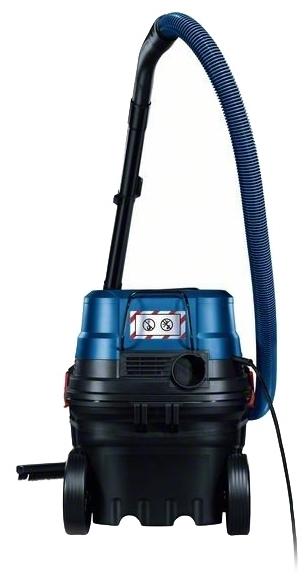BOSCH GAS 12-25 PL, 1250 Вт - расход воздуха 35л/с