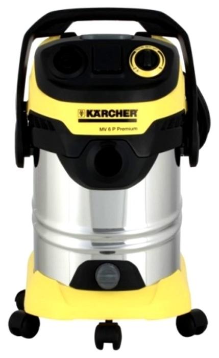 KARCHER WD 6 P Premium, 1300 Вт - мощность 1300Вт