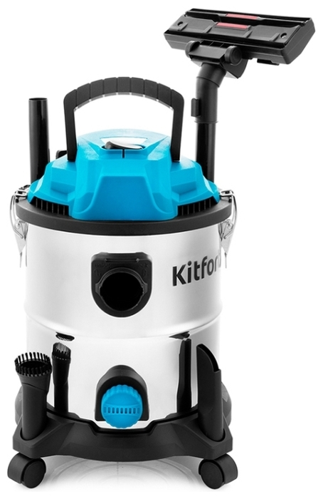 Kitfort KT-548, 1000 Вт - пылесборник 20л