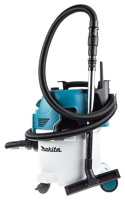 Makita VC3012L, 1200 Вт - мощность 1200Вт