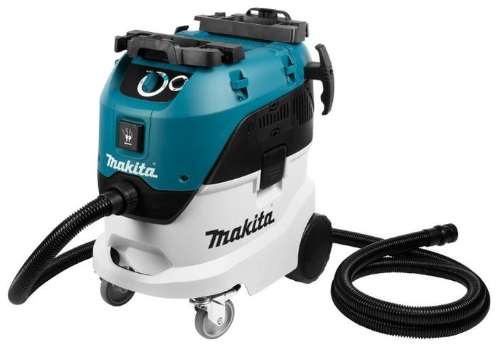 Makita VC4210L, 1200 Вт - сухая и влажная уборка