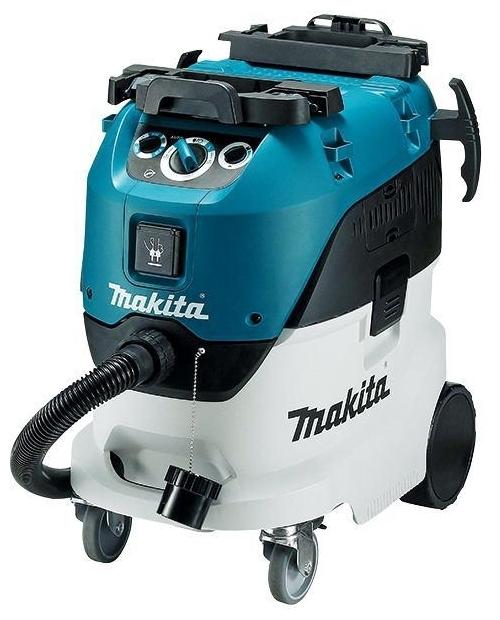 Makita VC4210M, 1200 Вт - сухая и влажная уборка