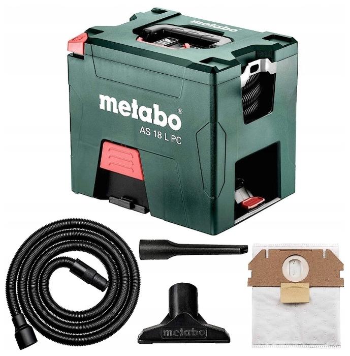 Metabo AS 18 L PC (602021000) - регулировка мощности