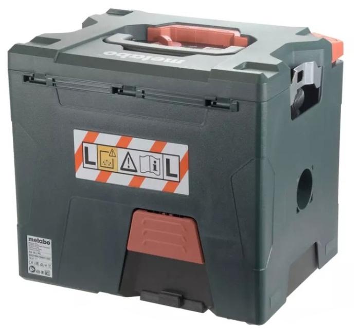 Metabo AS 18 L PC (602021000) - расход воздуха 35л/с
