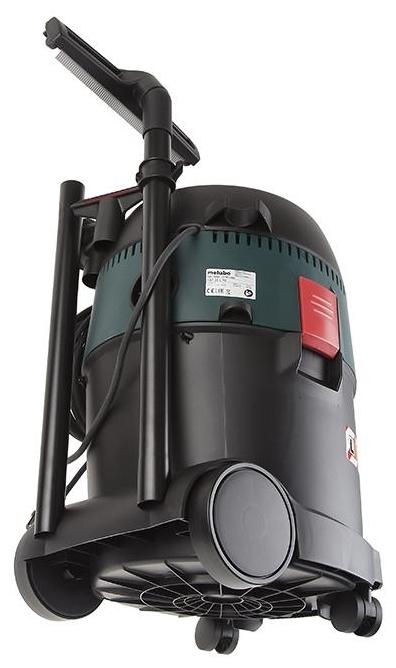 Metabo ASA 25 L PC, 1250 Вт - расход воздуха 60л/с