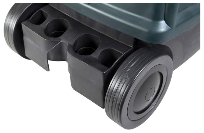 Metabo ASR 50 L SC, 1400 Вт - мощность встроенной розетки 2600Вт
