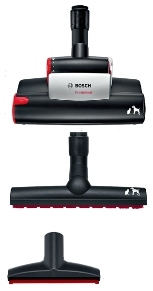 Bosch BGS5ZOOO1 - в комплекте: турбощетка
