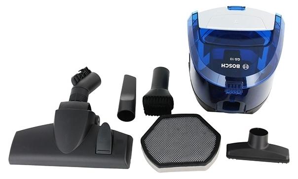 Bosch BGS 1U1805 - потребляемая мощность: 1800Вт