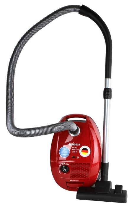 Bosch BSGL3MULT1 - тип уборки: сухая