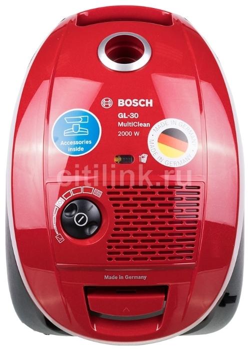 Bosch BSGL3MULT1 - потребляемая мощность: 2000Вт