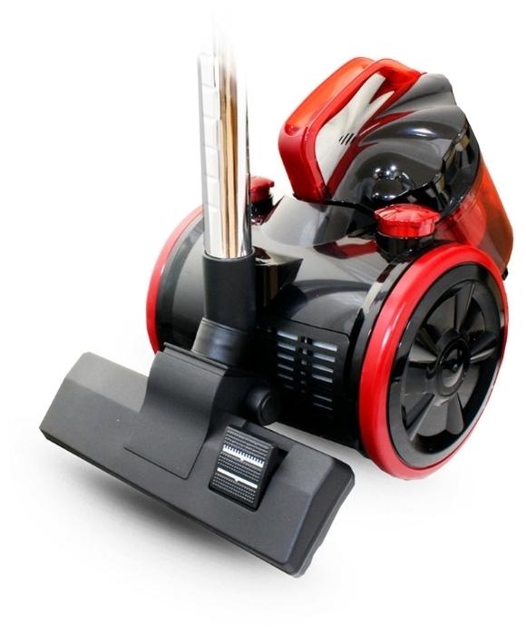 Ginzzu VS424 - мощность всасывания: 300Вт