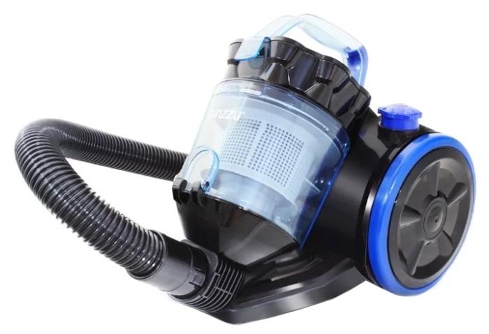 Ginzzu VS424 - особенности: индикатор заполнения пылесборника