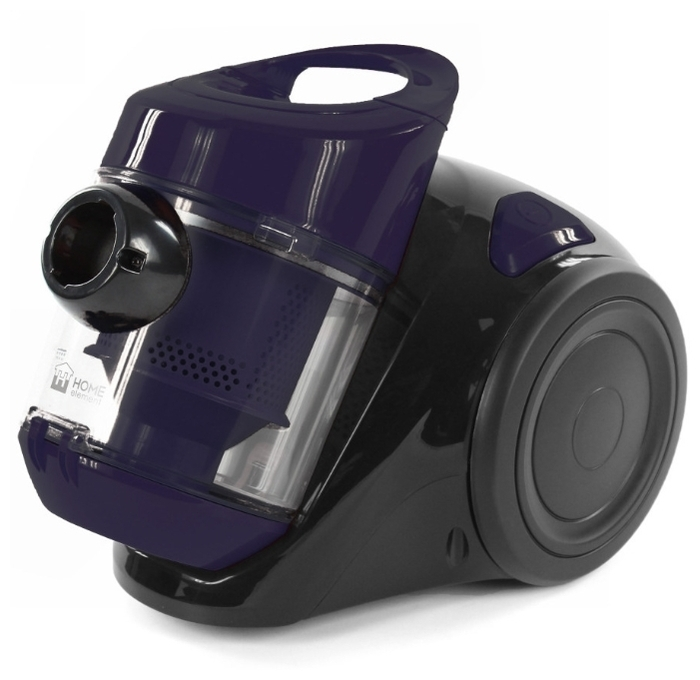 Home Element HE-VC-1808 - пылесборник: контейнер, 2л