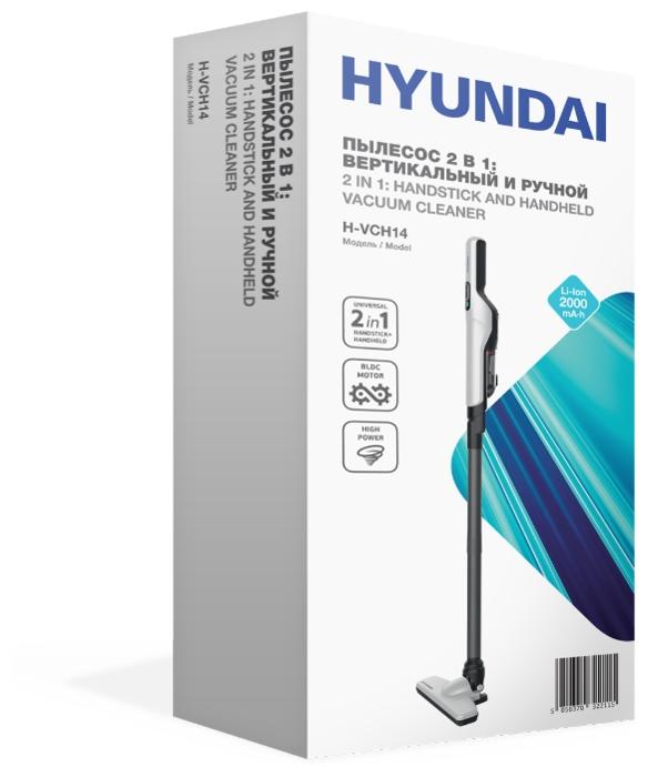 Hyundai H-VCH14 - потребляемая мощность 100Вт