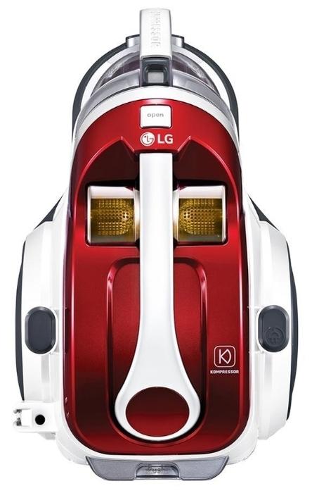 LG V-C73188NELR - мощность всасывания: 380Вт