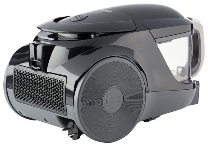 LG VK76A02NTL - особенности: индикатор заполнения пылесборника
