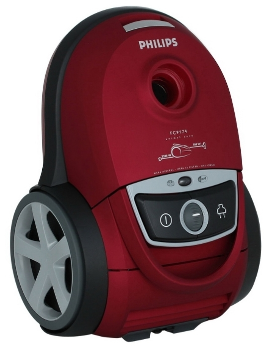 Philips FC9174 Performer - в комплекте: турбощетка