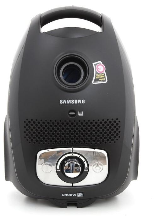 Samsung VC24LVNJGBB - мощность всасывания: 440Вт