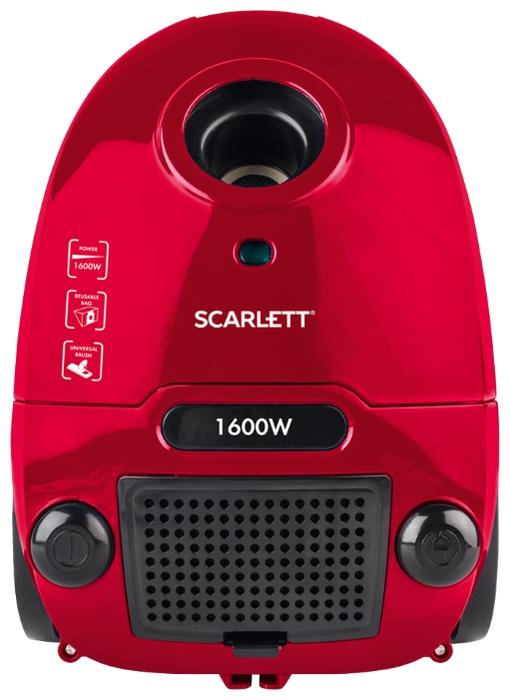Scarlett SC-VC80B63 - пылесборник: мешок, 1.5л