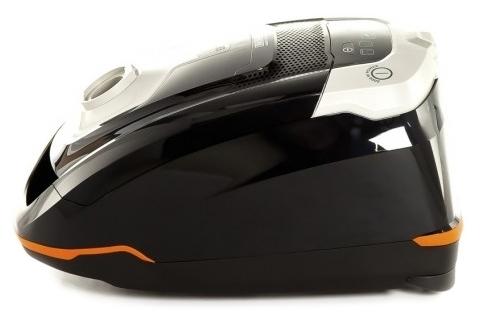 Thomas Crooser One LE - особенности: индикатор заполнения пылесборника, регулятор мощности на корпусе