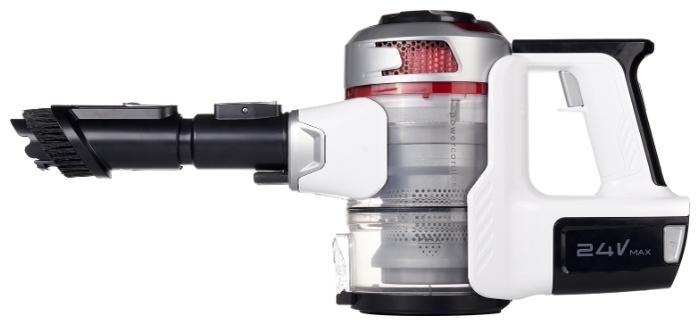 Weissgauff V9 Turbo Cyclone - работает от аккумулятора до 25мин