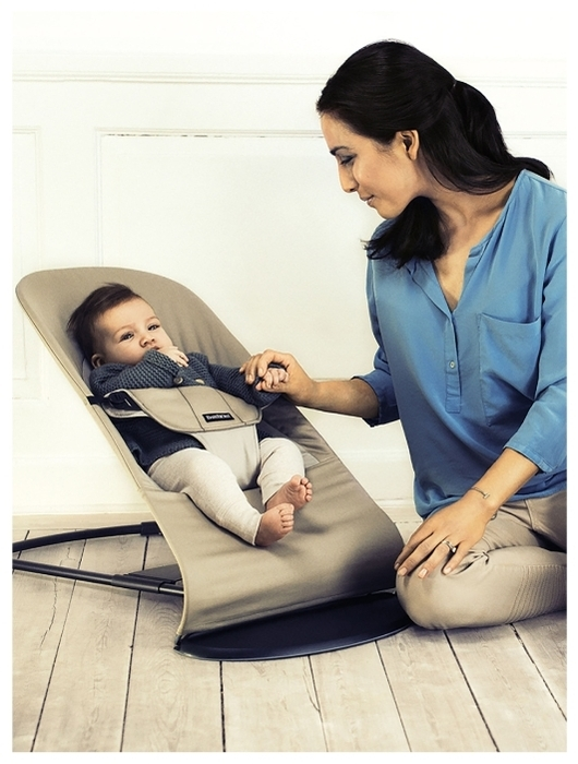 BabyBjorn Balance Soft (хлопок) - в разложенном виде 79х39х56см, 2.1кг